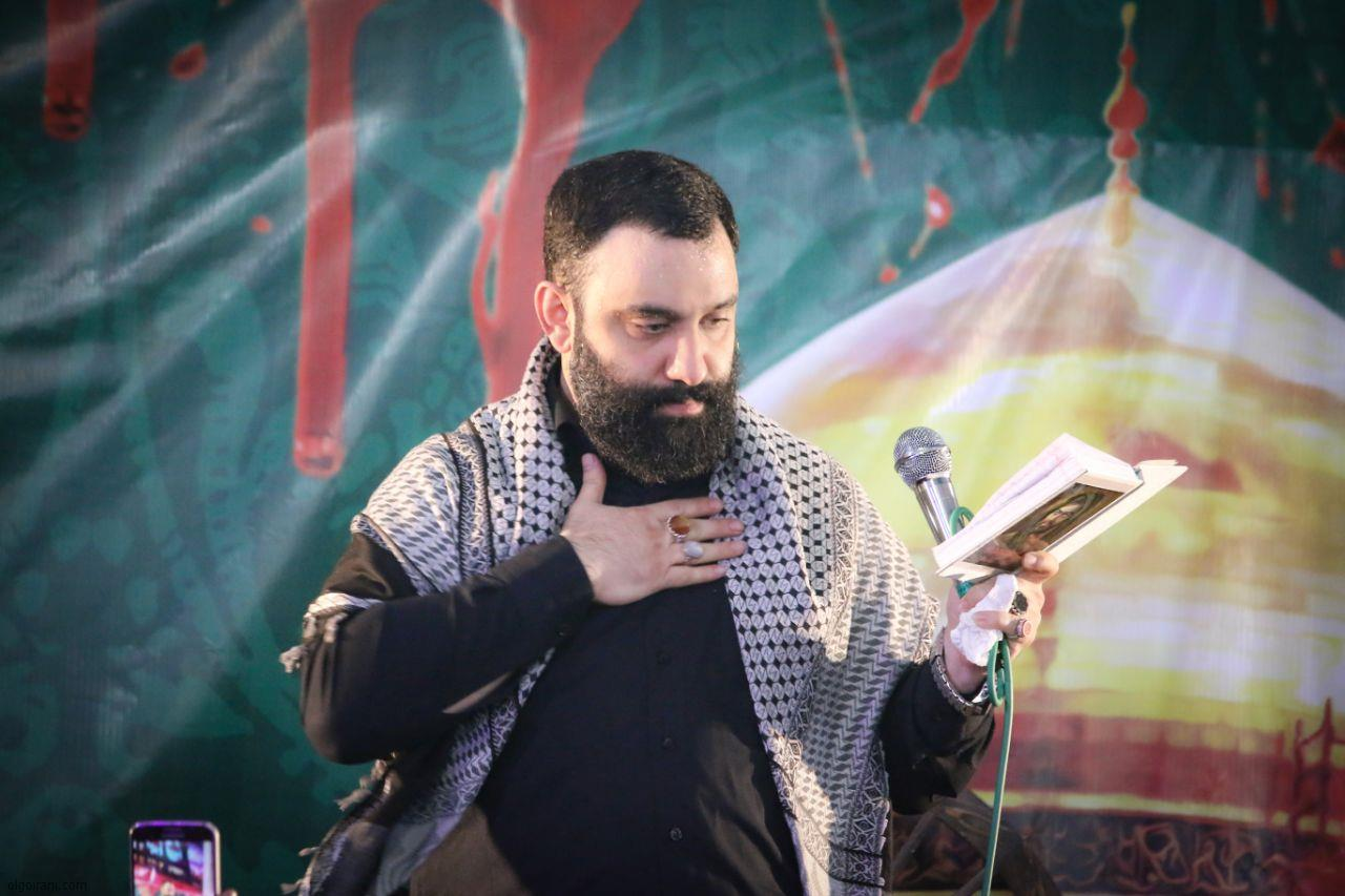 شب سوم محرم 1400 جواد مقدم
